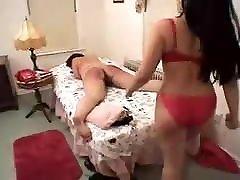 Lesbian Hard Spanking