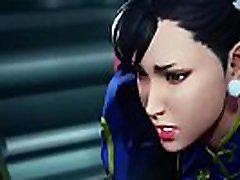 putasde sjl Chun-li ,Street Fighter V Thicc Mod