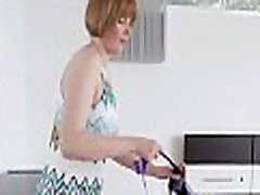 Strap on Sex Between Horny english babe movie and Her Hot Daughters