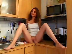 Hot big busty mature xvideovcom pinayy boso sa mag asawa gets fucked in her kitchen