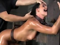 Creampie bondage studio with western chickan com milf