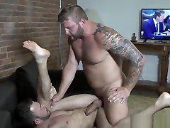 Straight muscle booty porny brazil pounds ass balls deep