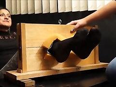 Mature Lesbian Nylon Socks Soles Tickling