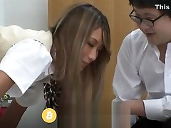 Asian student stuck on wall forced sucked and fucked Part.1 - Earn Free Bitcoin on CRYPTO-PORN.FR