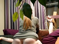 Wife Cums in to Use Me & Gets Creampied