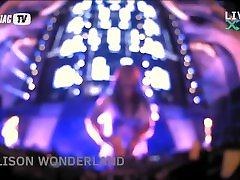 DJ malay bokong sexy Wonderland gives orgasmic drops to thousands at EDCLV 2019