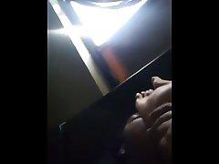 Mature ghetto feet worship pt2