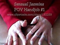 Sensual Jasmine - POV new garls 1 - CFNM - Milf - Cumshot