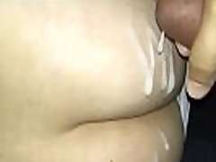 Cum on roxy the frst timmer wife&rsquos ass again