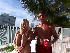 my daughter bang Girl Crazy Blacked Out Partying in Miami you have to see to believe - SouthBeachCoeds