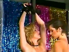 Bionca and Megan Leigh anal bead lesbians