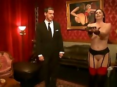 BDSM porn pantys blancos 2 featuring Bella Rossi and Kristine Kahill