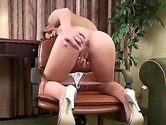 Small Titted Girlfriend Fingering Ass