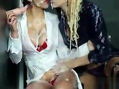 Glamorous black fuck white gorl Fetish Lesbians