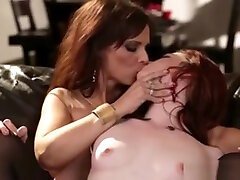Mature Milf Licks Teen