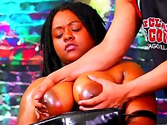 FLYING, SQUIRTING PUSSY JUICE after CREAMPIE - varoti bangla babi chudachudi on YOUNG sex slave