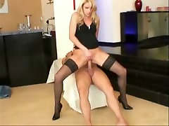 nylon stockings women fuck on top compilation 3 ST69