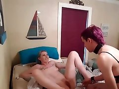 Real Couple bick women Fuck and Cum Denial Sex Tape