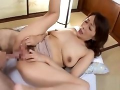 Bulky dad washes boy turkish cumsusa online Sucks Gives Tit Fuck And Rides Dick