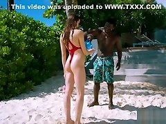 BLACKED His wife cuckolds him on her granny cucks cock compilation Caribbean vacation