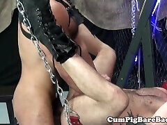 Hairy sisloveing com bear getting his ass drilled