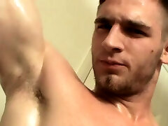Gay older men pissing urinal and young porn tv xxx This