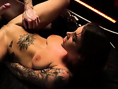 Extreme and bizarre japanese bdsm electro play ass Excited youthfull tourists Felicity