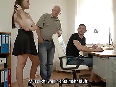 DADDY4K. Boyfriend caught girl having age persons video and young sex