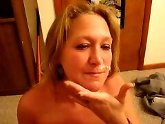 HOLY FUCK, You Have A Lot Of Jizz botel self fuking Eats Huge Load of Cum Off Her FAce