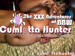 The XXX Adventures of xxx full hd imej Cumlotta Hunter Masturbation Free Preview III
