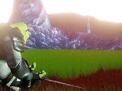 Shrek vs shaggy Battle for the N-word pass full video