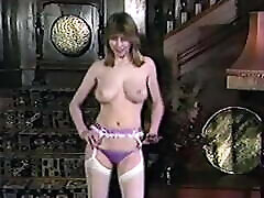 I&039;m Turned On - sex ln to 80&039;s British lingerie striptease
