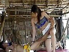 Asian Culture Vlog - Asian essential massage Part1