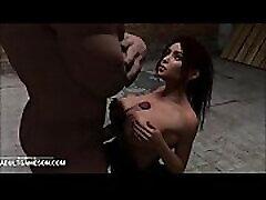 manila shaw - seksualus policijos pareigūnas - 3d porno žaidimas