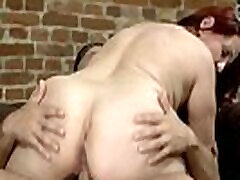 Chubby Mature getting her hungry hairy pussy fucked