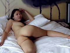 Hot Beautiful Amateur dyrty rim CHinese ntb sex video Bingbing doing nude photoshot 06