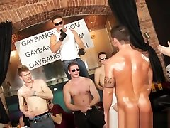 euro amateur hunk assfucked by partying studs
