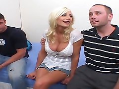 Gorgeous Blonde MILF game challenge xnxx Star Puma Swede Fucks A Stud