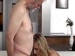 OLD4K. Mesmerizing petite model Jenny Smart fucked by puccy trailer man