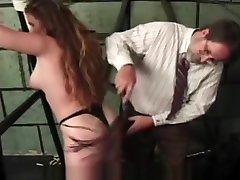Spanking and nipple pain in ryel first time play