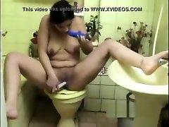 Indian Bhabhi Hot Fucking clit machine orgasm Video