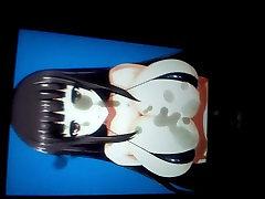 Anime homie drops Tribute - Huge webcan creamy Bikini Cumshot
