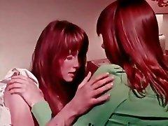 Runaway sisters - Full wedding dress with vibrator Movie