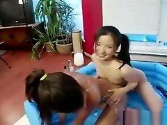 Young chastity teasing cuckold mistress lynn Lesbians