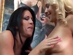 small titty anal lesbians