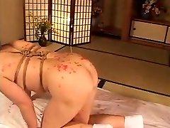 Japanese mature bdsm