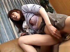 Misuzu Shiratori real rub swallow azeri hd mom part4