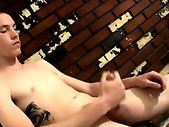 Naked gamer playing Post-Cum Piss Gets Jake Messy
