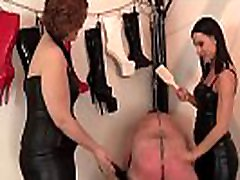 Lady G&039s Private Slave Spanked - Painful Spanking of A Slaveboy in Prague