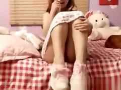 Adorable Teen Webcam Free girl fucking hard sakatre an dos Video 3a